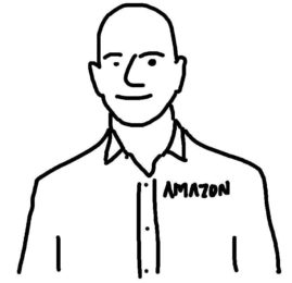Figure 8. America's current richest man, Jeff Bezos, is unlikely to finance a prohibitionist organization given the amount of drunk online impulse buying.