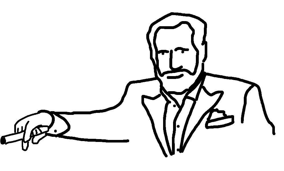 "Figure 4. ""I don't always drink beer, but when I do, things go terribly unbearably wrong. Stay sober, my friends."""