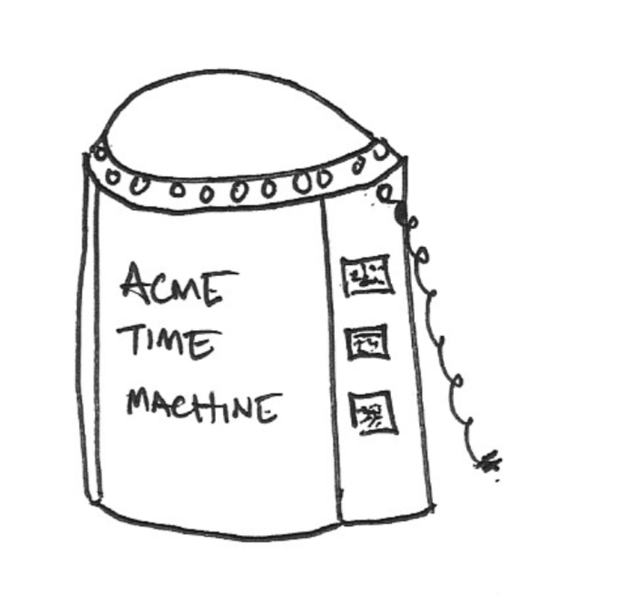 Acme Time Machine