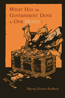 What has gov done to our money