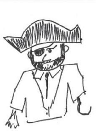 Corporate pirate