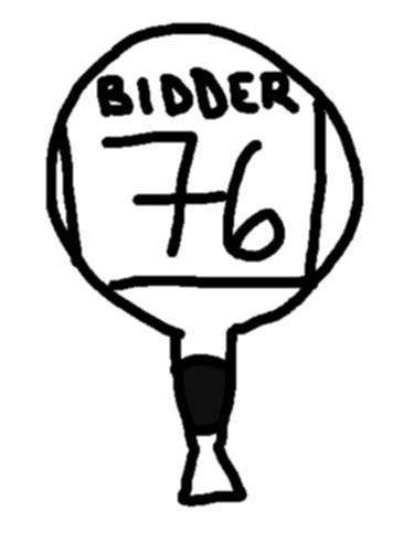 auction bid